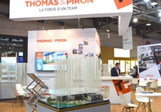 Thomas&Piron Luxembourg - Stand